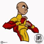 The Show Comic Character by haroldgeorge-gsting