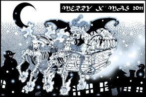 merry christmas 2011 by 8sxpx