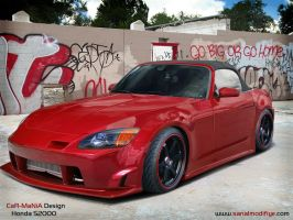 Honda S2000 by CaR-MaNiA
