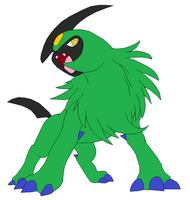 Colin The Absol by Metylover2143