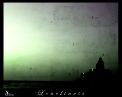 Loneliness by RavenGraphics