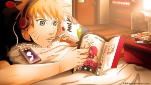 Uzumaki read Naruto by EdyZhng