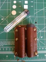 Vial Sheath - AC Belt by Schnikeman