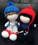 YunJae Dolls by swallowtt