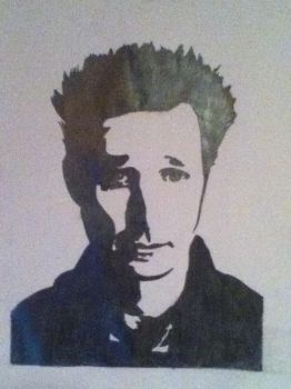 Mike Dirnt by CocoNeesan