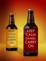 Keep Calm BEER by onurb-design