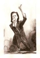 Nick Cave by inner-etch