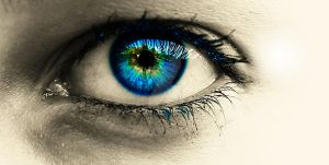 the world in her eye by Gabrielle971