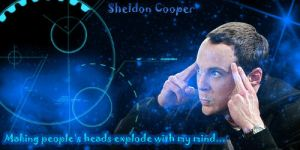 Sheldon Cooper by Psycho4913