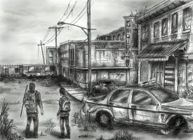 The town by RogerMV