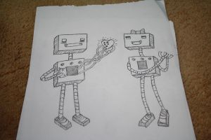 Robotic. by marys2010