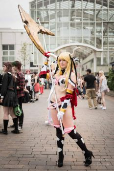 Minotaur (Valkyrie Crusade) by Cupid-Cosplay