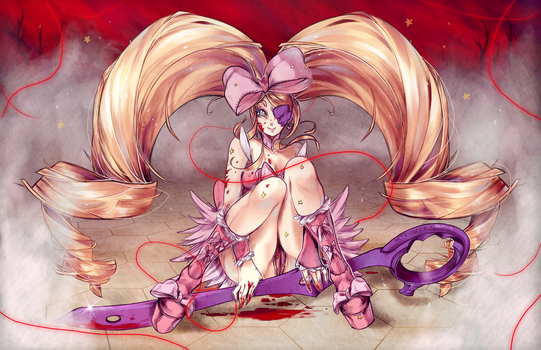 NUI HARIME - collab by Pemiin