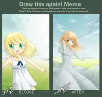 Draw this again 2012-2014 by rimuu