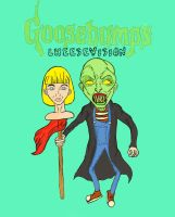 GOOSEBUMPS 11 by CheeseVision