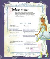 Maho Mirror Box Bio by PrincessToasty