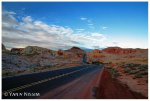 Into the valley of fire by ynissim