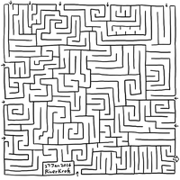 Maze 27Jan2016 by RiverKpocc
