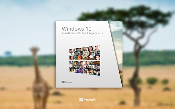 [Design] Windows 10 FLP Retail Box by p0isonParadise