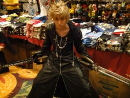 Rock on Roxas by LordRedemptionBlaze