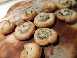 Biscuits and rosemary by kivrin82