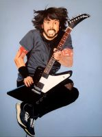 Dave Grohl by DeceptiveAlias