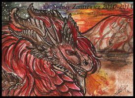 ACEO-Morpheus by SunStateGalleries