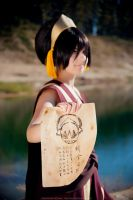 ATLA - The Runaway by FirehawkCosplay