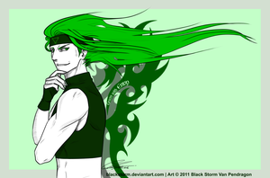 FMA: Green with Envy by blackstorm