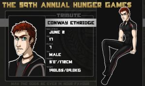 District 7 Tribute: Conway Ethridge by ToastyToastie