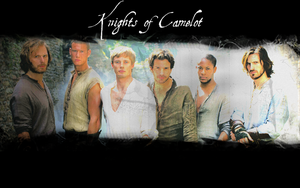 Knights of Camelot by Esbeherel
