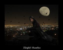 Night Hunter by LynTaylor