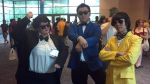 Gangnam style 2Psy by Ashelectric