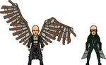 The Vulture (Earth-96283) by MicroManED