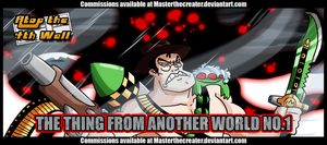 AT4W: the thing from another world NO.1 by MTC-Studio