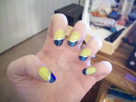 For Kendra711: Mod. 80's Nails by SupernovaSword