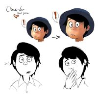 Once-ler-Quick Sketch Practice by HarvesterOfDreams