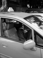 Taxi Drivers Read Too by bQw