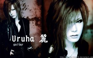 Uruha Wallpaper by hamsterchan155