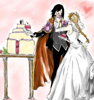 Wedding Day by Luke-sama