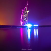 Arab Tower by ashamandour