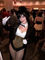 Zatanna by DomiNYcanKnyght