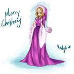 Merry Christmas by inthedreamcloud