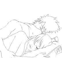 Request Kakashi x Mei by Angy89