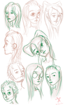 IP Sketch Dump by IncognitoArtist