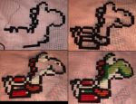 Gamer tapestry - detail 4 by Seigmann