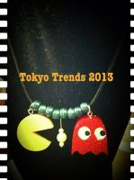 Pacman necklace 2 by Tokyo-Trends