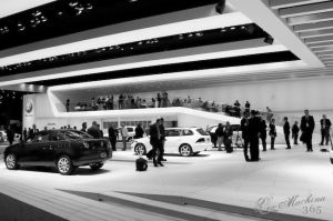 VW at the 2010 NAIAS by brainwreck