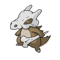 Cubone by the-kiwi-nemesis
