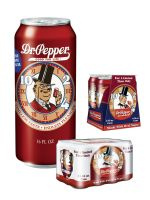 Dr Pepper Nostalgic Packaging by Draganski